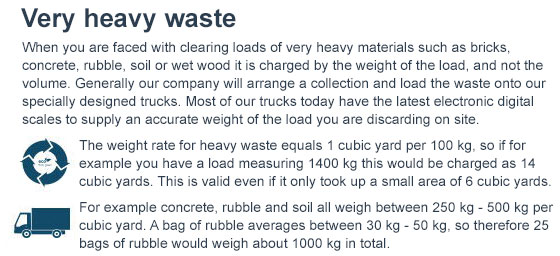 Rates on Rubbish Removal Services in Barnes